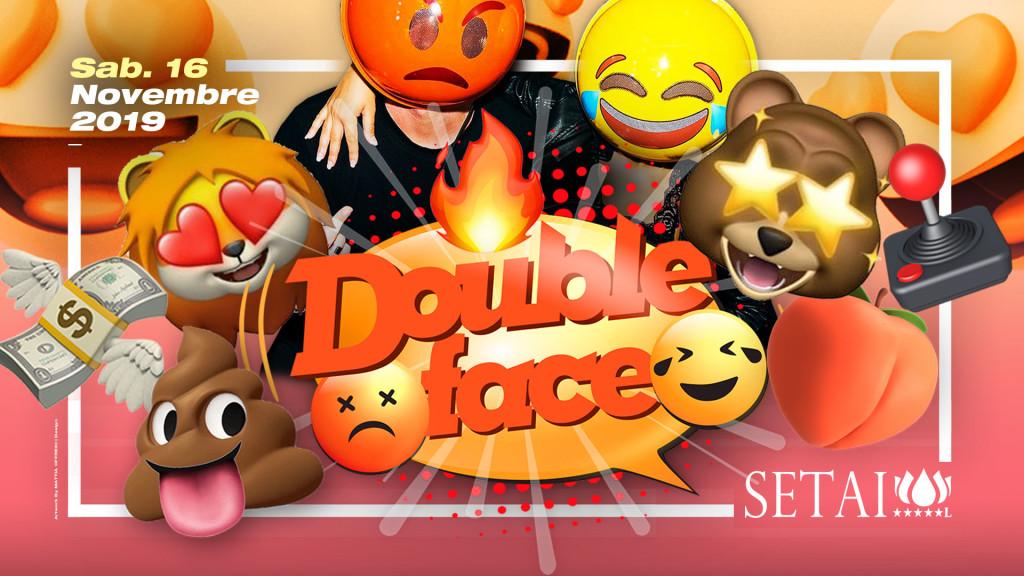 SABATO 16.11 DOUBLE FACE at Setai Club!